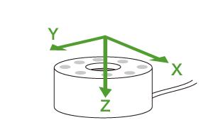 3軸力覚センサー